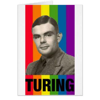 Tarjeta Alan Turing