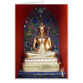 Tarjeta Alcoba Buda