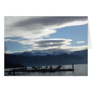 Tarjeta Alfalfa, Suiza