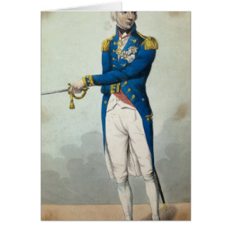 Tarjeta Almirante Horatio Nelson