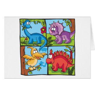 Tarjeta Amigos de Dino