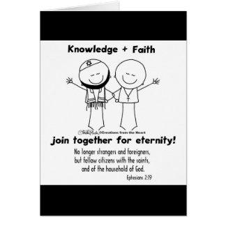 Tarjeta Amigos para la eternidad