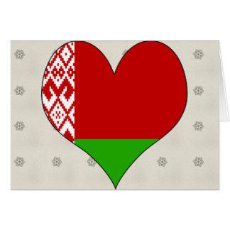 Tarjeta Amo Bielorrusia