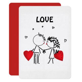 Tarjeta Amor.