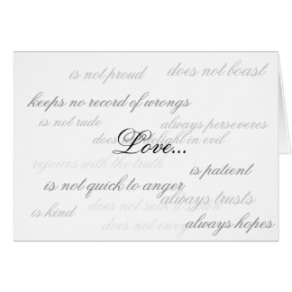 Tarjeta Amor…