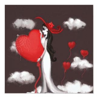 Tarjeta Amor y valenitne