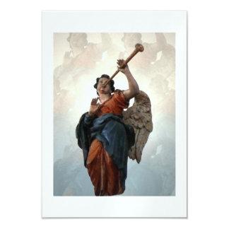 Tarjeta Ángel en alto
