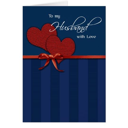Tarjeta Aniversario - a mi marido w/love