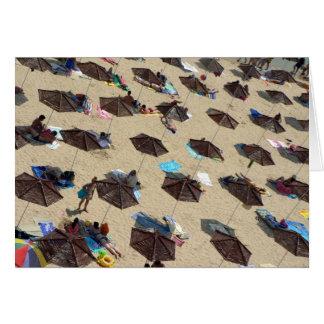 Tarjeta ¡Apenas con playas!