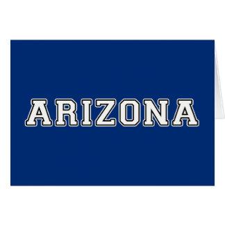 Tarjeta Arizona