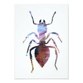 Tarjeta Arte de la hormiga