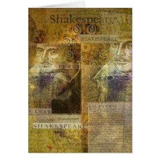 Tarjeta Arte de WILLIAM SHAKESPEARE