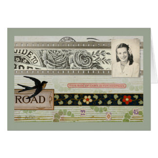 Tarjeta Arte del correo