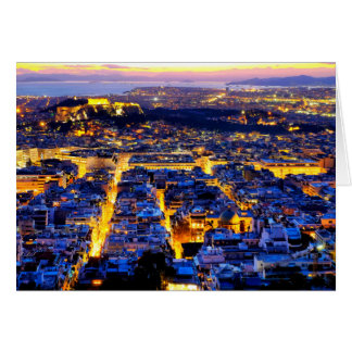 Tarjeta Atenas