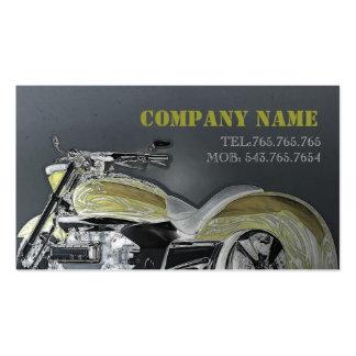 Tarjeta automotriz/de la motocicleta/de la tarjetas de visita