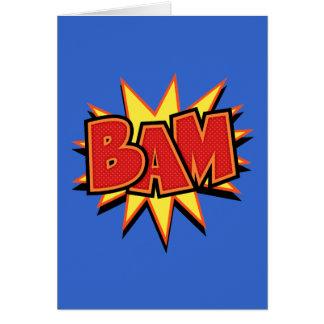 Tarjeta Bam-3