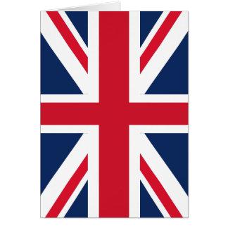 Tarjeta Bandera de Inglaterra