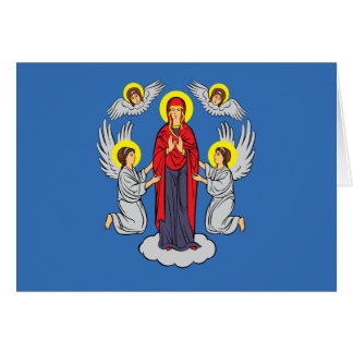 Tarjeta Bandera de Minsk, Bielorrusia