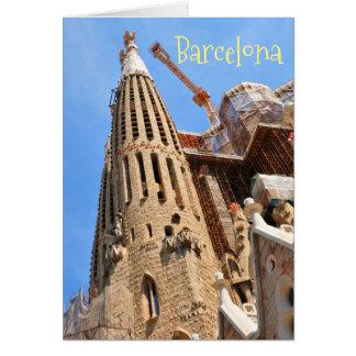 Tarjeta Barcelona