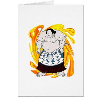 Tarjeta Barrendero del sumo