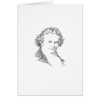 Tarjeta Beethoven