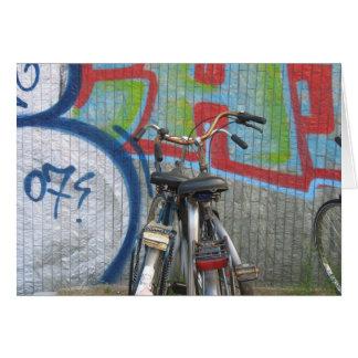 Tarjeta Bicis de Amsterdam