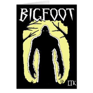 Tarjeta Bigfoot