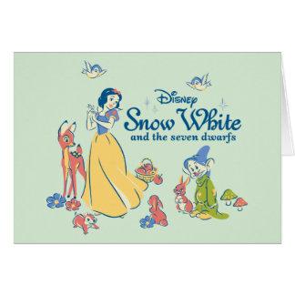 Tarjeta Blanco como la nieve y narcotizado con los amigos