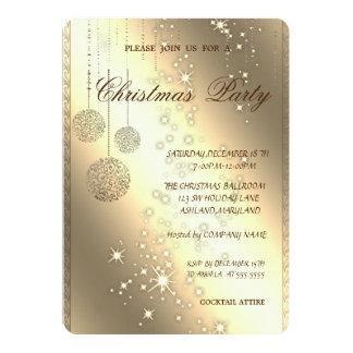 Invitaciones navidad formal - Tarjetas de navidad elegantes ...