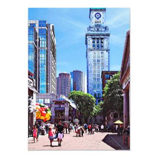 Tarjeta Boston mA - Mercado de Quincy
