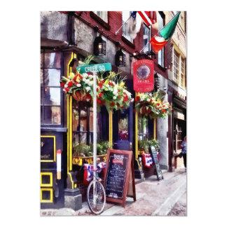 Tarjeta Boston mA - Restaurantes en cuadrado de la cala
