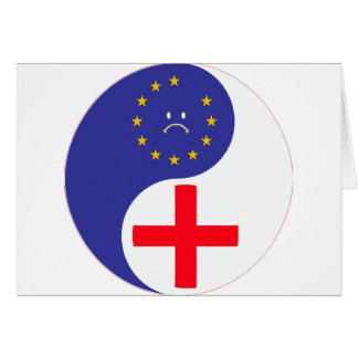 Tarjeta Brexit
