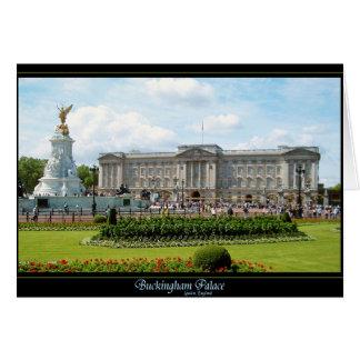 Tarjeta Buckingham Palace