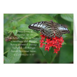Tarjeta Butterfly2