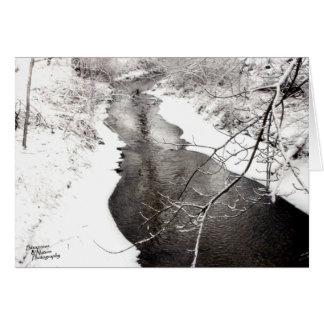 Tarjeta Cala del invierno (5,0)