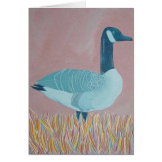 Tarjeta Canadian_Goose