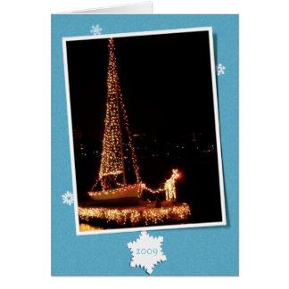 Tarjeta Canotaje Rudolph-2009 de la comunidad