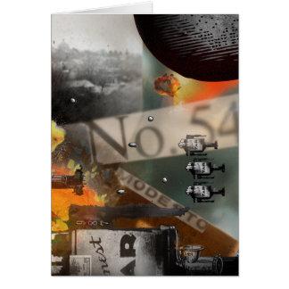 Tarjeta carta Nº6 del der BATALLA
