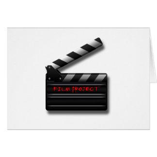 Tarjeta Chapaleta de la película