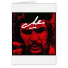 Tarjeta Che Guevara