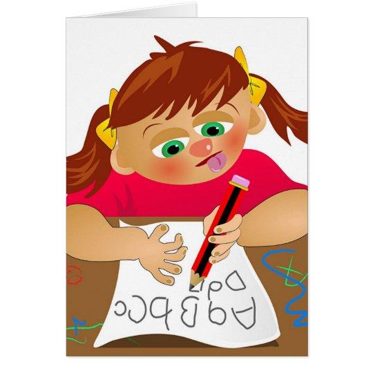 Tarjeta Chica del ABC