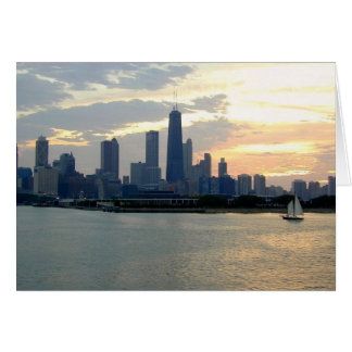 Tarjeta Chicago Sun