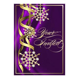 Tarjeta chillona Jeweled del día de fiesta del cir