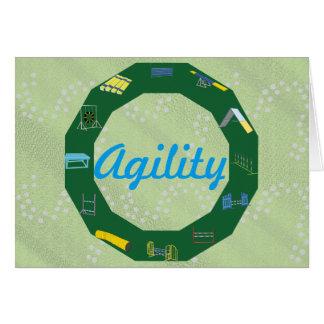 Tarjeta Círculo de la agilidad