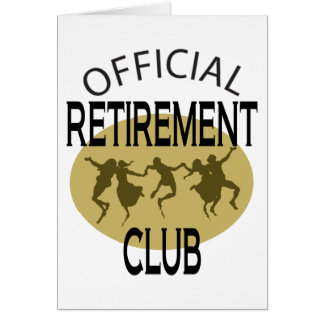 Tarjeta Club oficial del retiro