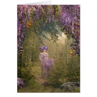 Tarjeta Colección de la primavera