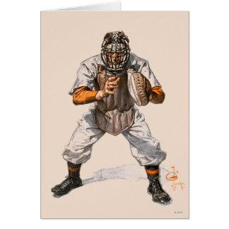 Tarjeta Colector del béisbol