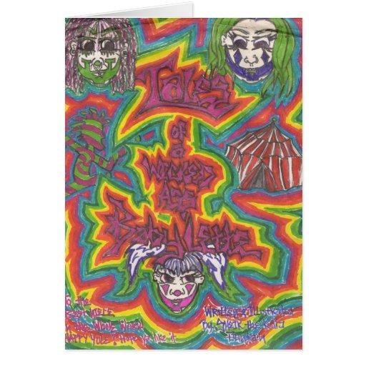 tarjeta cómica 1 de los mias