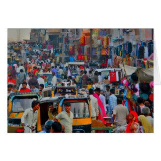 Tarjeta Compras de sábado, la India
