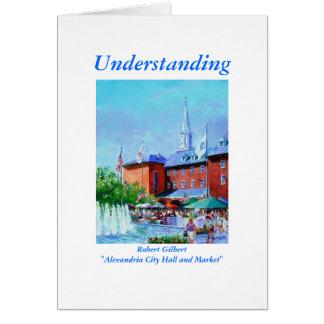 Tarjeta Comprensión